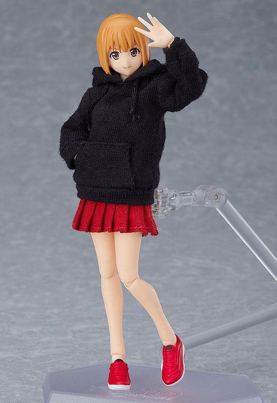 figma Female Body (Emily) with Hoodie Outfit main