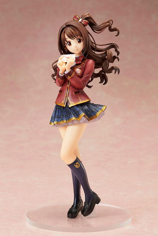 THE IDOLM@STER Cinderella Girls Uzuki Shimamura Love Letter Ver. 1/8 Complete Figure main