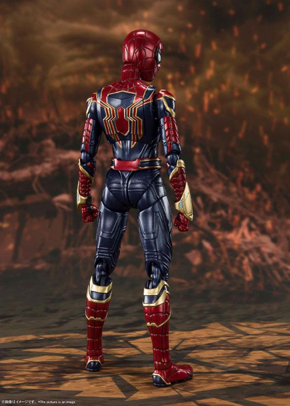 S.H.Figuarts Iron Spider -[FINAL BATTLE] EDITION- (Avengers: Endgame) 0