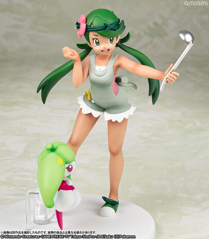 G.E.M. Series Pokemon Mallow & Steenee Complete Figure 0