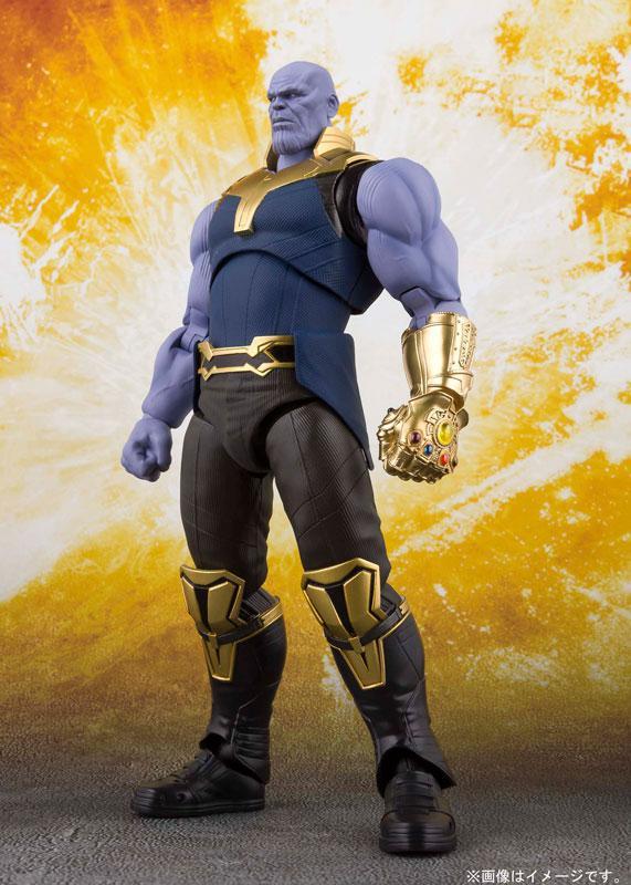 S.H. Figuarts Thanos (Avengers: Infinity War) 0