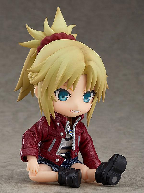 """Nendoroid Doll Fate/Apocrypha Saber of """"Red"""" Casual Ver."""
