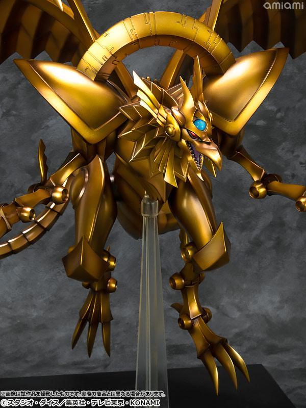 Juukouchoudai Series Yu-Gi-Oh! Duel Monsters The Winged Dragon of Ra Complete Figure