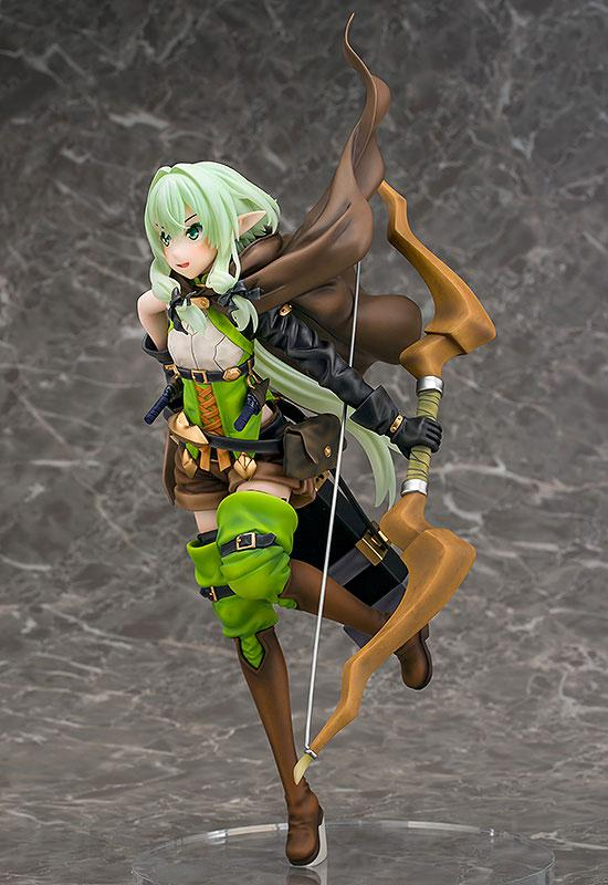 Goblin Slayer High Elf Archer 1/7 Complete Figure 1