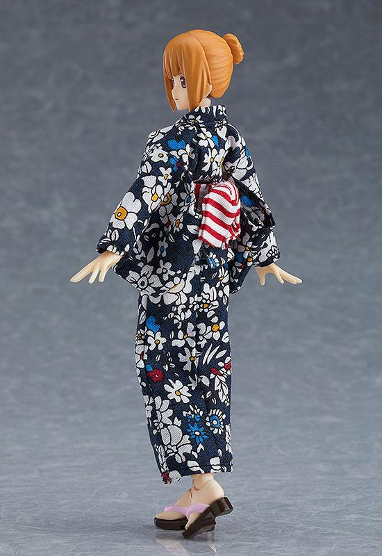 figma Styles Female Body (Emily) with Yukata Outfit 11