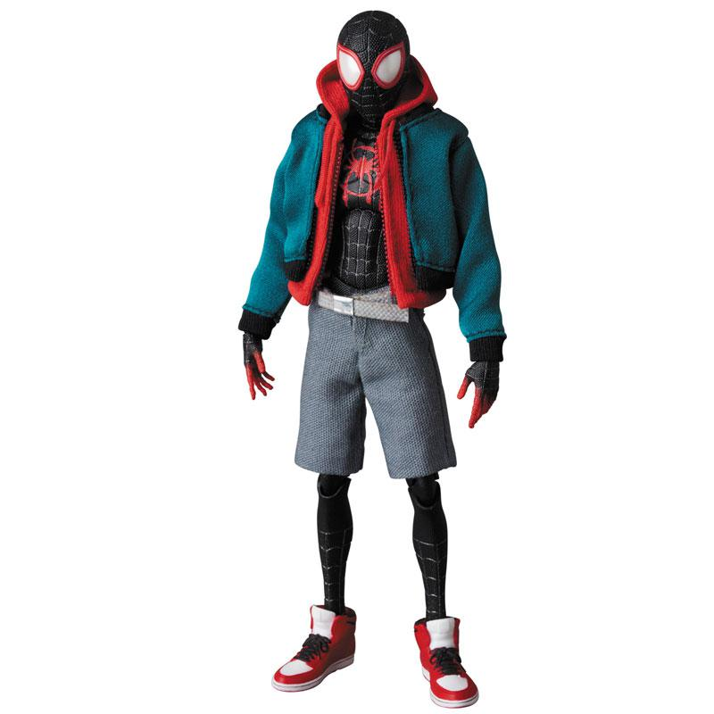 "MAFEX No.107 MAFEX SPIDER-MAN (Miles Morales) (""SPIDER-MAN: INTO THE SPIDER-VERSE"" Ver.) 2"