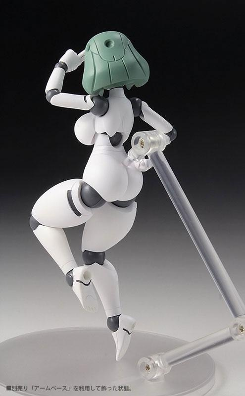 Polynian FLL Janna Complete Model Action Figure 2