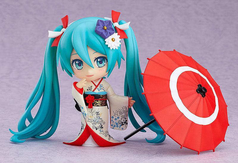 Nendoroid Character Vocal Series 01 Hatsune Miku Korin Kimono Ver.
