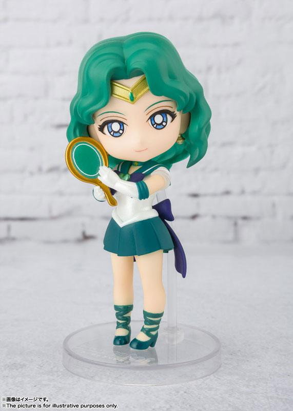 "Figuarts mini Super Sailor Neptune -Eternal edition- ""Sailor Moon Eternal"""