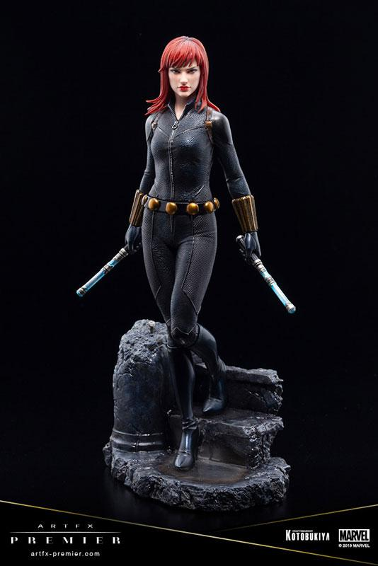 ARTFX PREMIER MARVEL UNIVERSE Black Widow 1/10 Easy Assembly Kit main