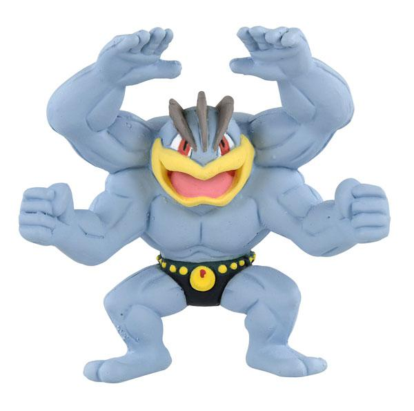 Pokemon MonColle MS-21 Machamp 0