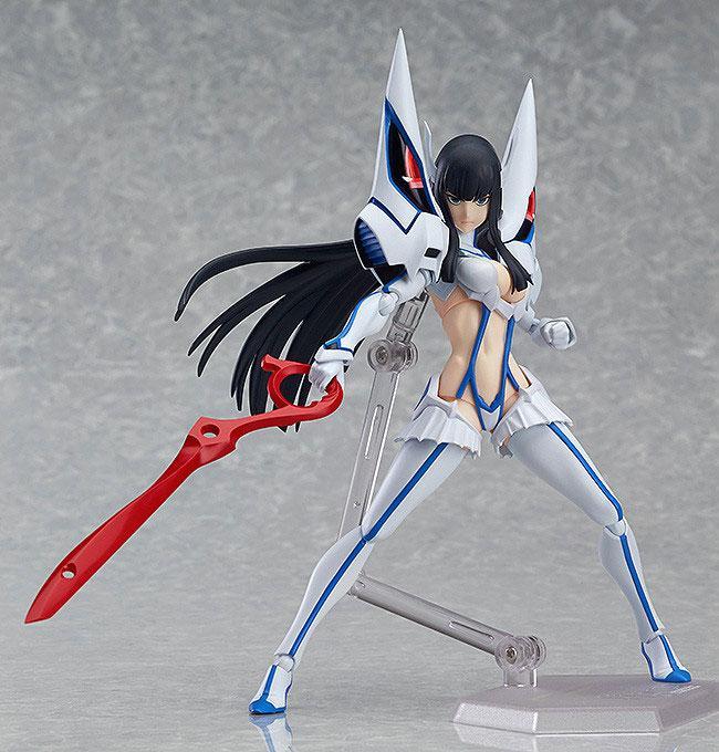 figma Kill la Kill Satsuki Kiryuin 1