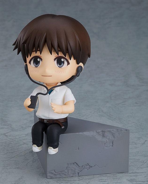 Nendoroid Rebuild of Evangelion Shinji Ikari 3