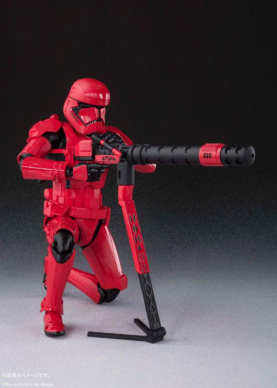 S.H.Figuarts Sith Trooper (STAR WARS: The Rise of Skywalker) 4