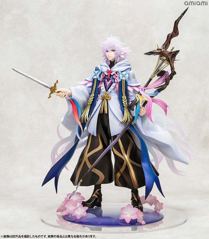 Fate/Grand Order Caster/Merlin 1/8 Complete Figure 21