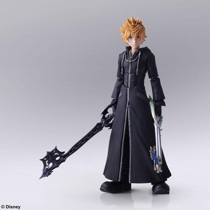 KINGDOM HEARTS III BRING ARTS Roxas Action Figure 1