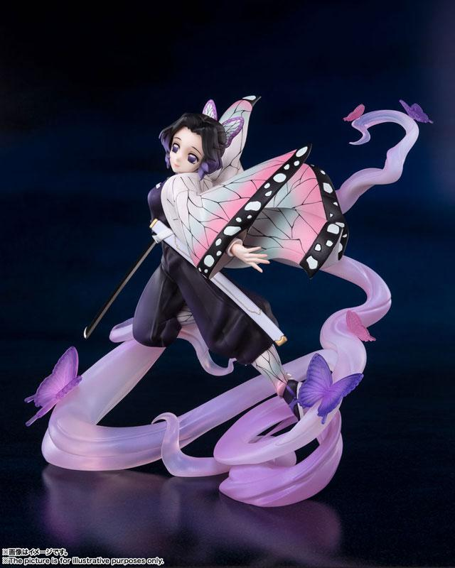 "Figuarts ZERO Shinobu Kocho Insect Breathing ""Demon Slayer: Kimetsu no Yaiba"""