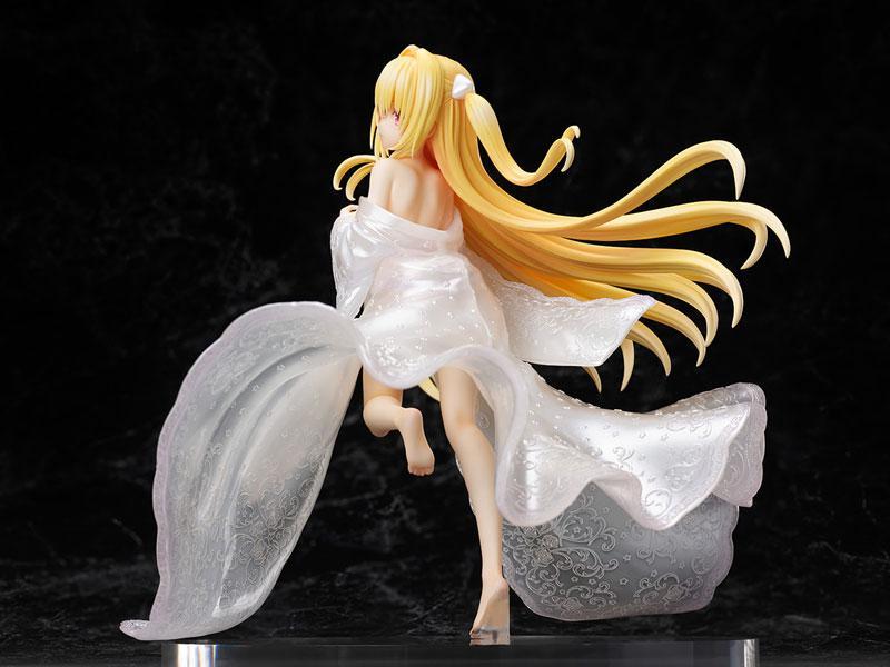 To Love-Ru Darkness Golden Darkness -Shiromuku- 1/7 Complete Figure
