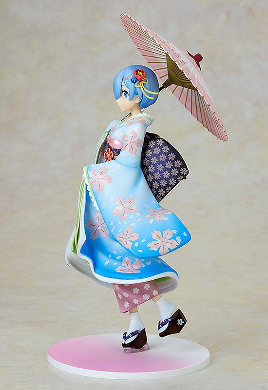 KDcolle Re:ZERO -Starting Life in Another World- Rem Ukiyo-e Cherry Blossom Ver. 1/8 Complete Figure product