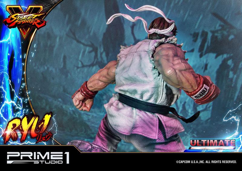 Premium Master Line Street Fighter V Ryu Ultimate 1/4 Statue 23