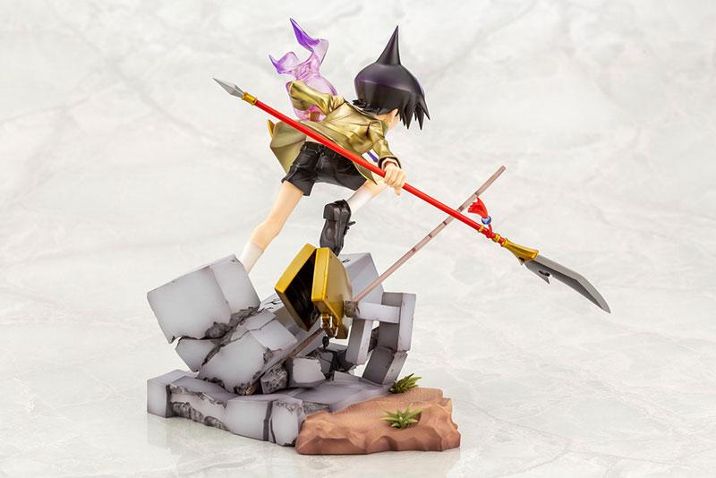 ARTFX J Shaman King Tao Ren 1/8 Complete Figure