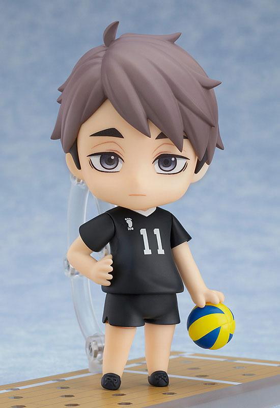 Nendoroid Haikyuu!! TO THE TOP Osamu Miya