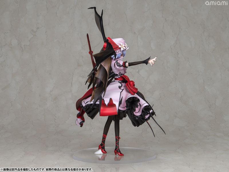 Touhou Project - Remilia Scarlet [Koumajou Densetsu Ver.] 1/8 Complete Figure 5