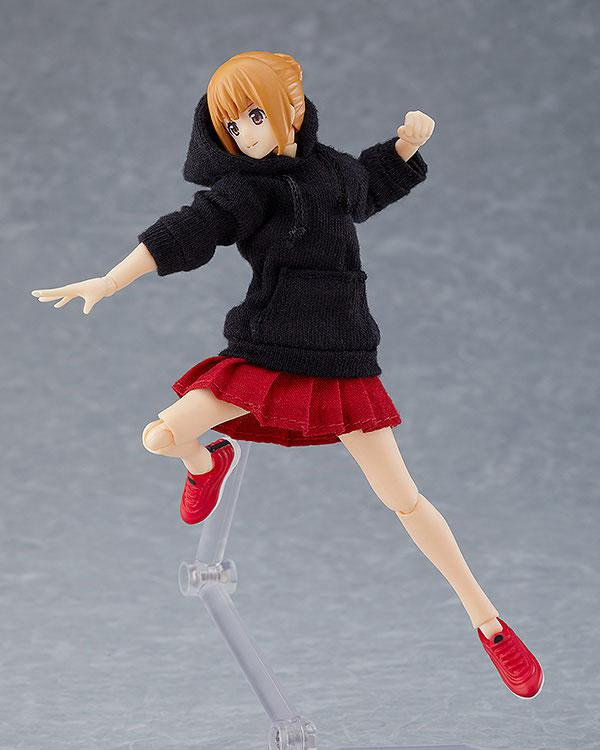 figma Female Body (Emily) with Hoodie Outfit 0