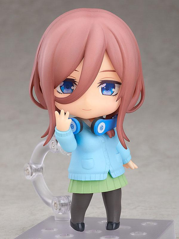 Nendoroid The Quintessential Quintuplets Miku Nakano product