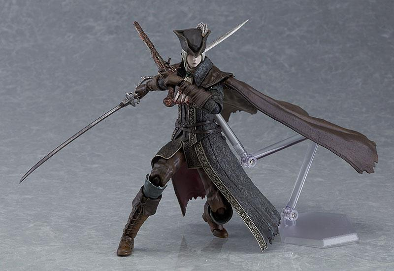 figma Bloodborne The Old Hunters Edition Lady Maria of the Astral Clocktower
