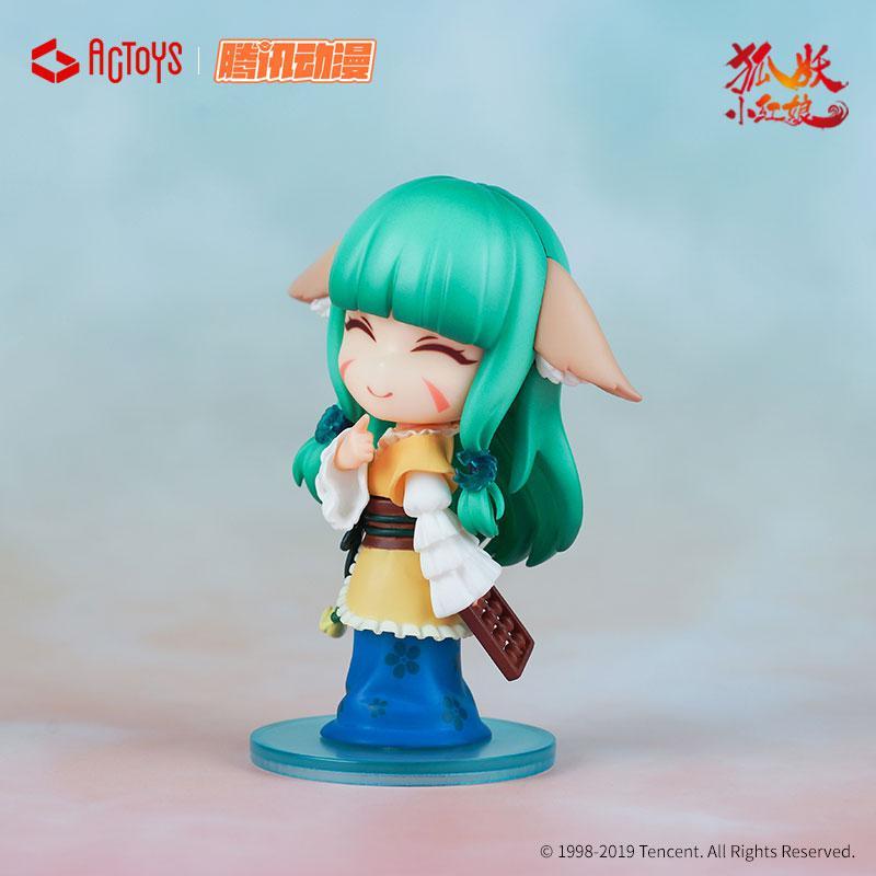 Fox Spirit Matchmaker Rongrong Tushan Mini Figure 6