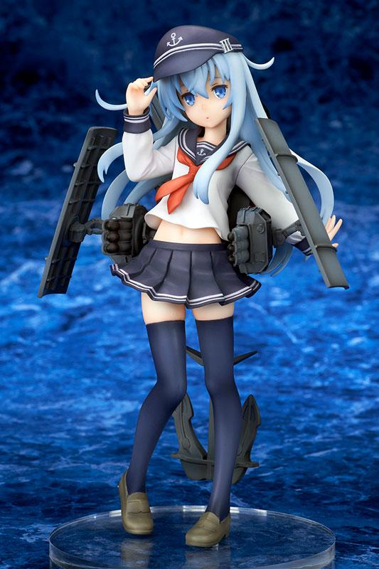 Kantai Collection -Kan Colle- Hibiki Complete Figure