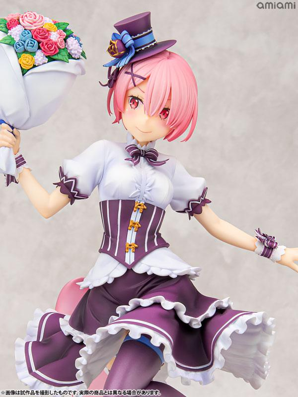 KDcolle Re:ZERO -Starting Life in Another World- Ram Birthday Ver. 1/7 Complete Figure 8