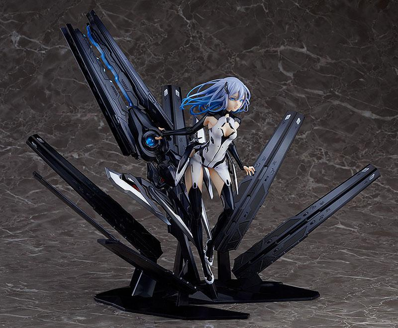 BEATLESS Lacia 2018 (BLACK MONOLITH) Deployed Ver. 1/8 Complete Figure main