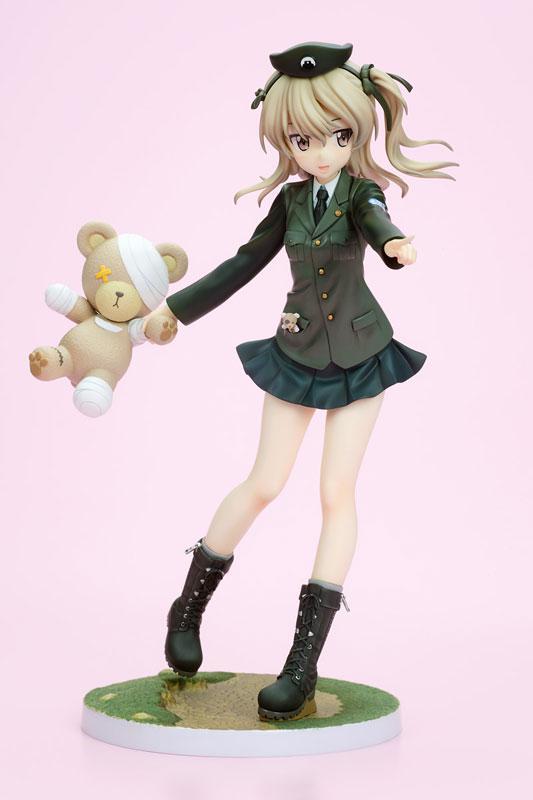 DreamTech Girls und Panzer Alice Shimada [Panzer Jacket Ver.] 1/8 Complete Figure 3