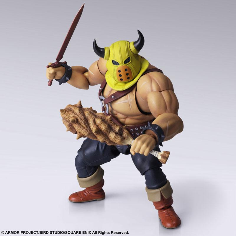 Dragon Quest BRING ARTS Thug (Weapon Store Ver.) Action Figure main