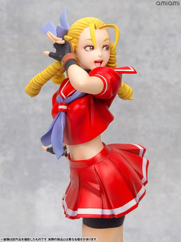 STREET FIGHTER BISHOUJO Karin 1/7 Complete Figure