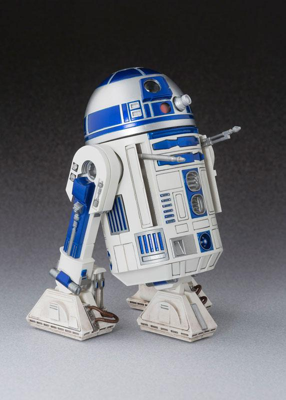 """S.H.Figuarts R2-D2 (A NEW HOPE) """"STAR WARS (A NEW HOPE)"""" 2"""