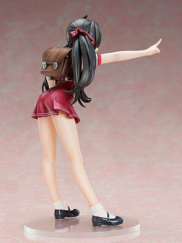 THE IDOLM@STER Cinderella Girls Ambitious Teen Risa Matoba 1/7 Complete Figure