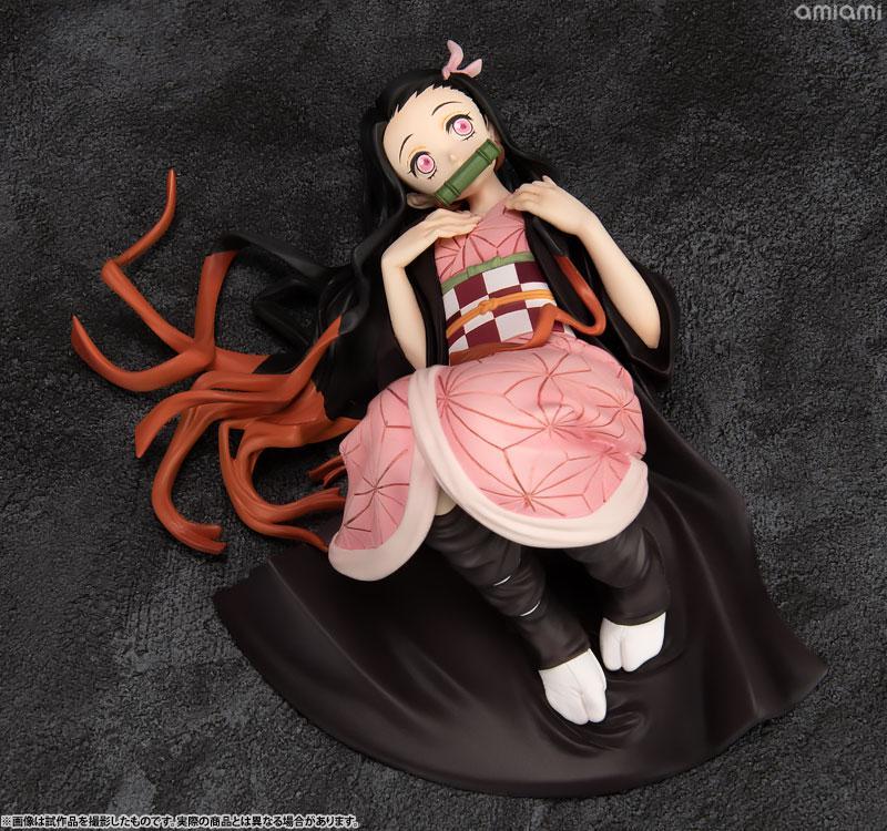G.E.M. Series Demon Slayer: Kimetsu no Yaiba One More Palm Size Nezuko-chan Complete Figure