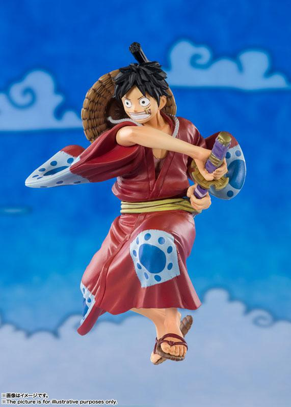 "Figuarts ZERO Monkey D. Luffy (Luffytarou) ""ONE PIECE"" product"