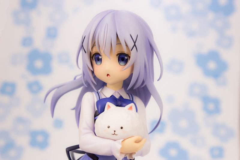 Is the order a rabbit?? Chino (Cafe Style) 1/7 Complete Figure
