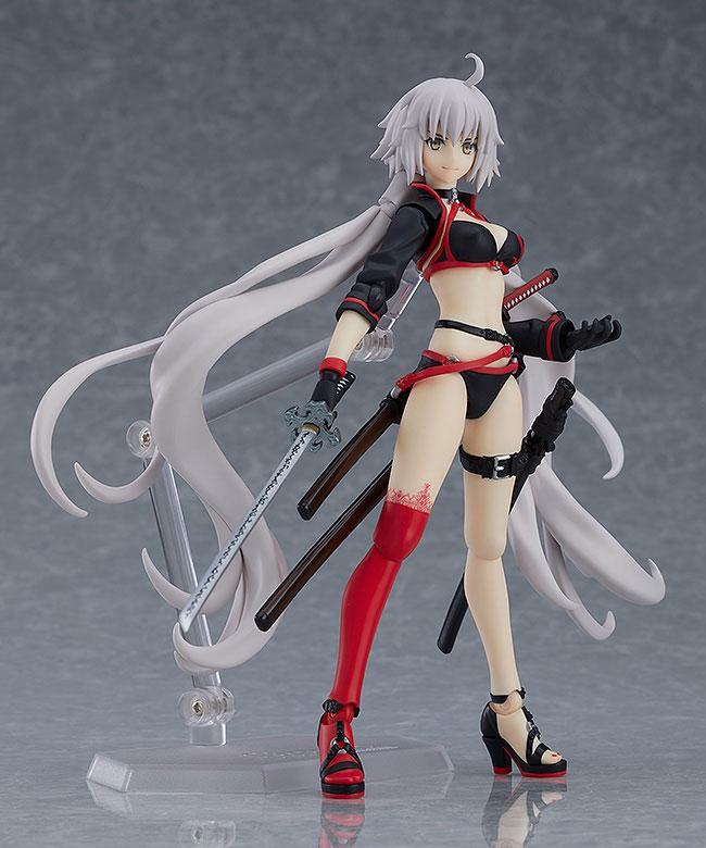 figma Fate/Grand Order Berserker/Jeanne d'Arc [Alter] main