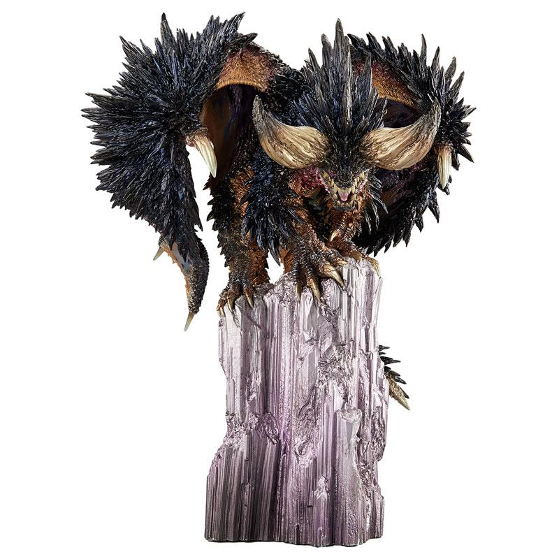 Capcom Figure Builder Creator's Model Extinction Dragon Arch-Tempered Nergigante Complete Figure