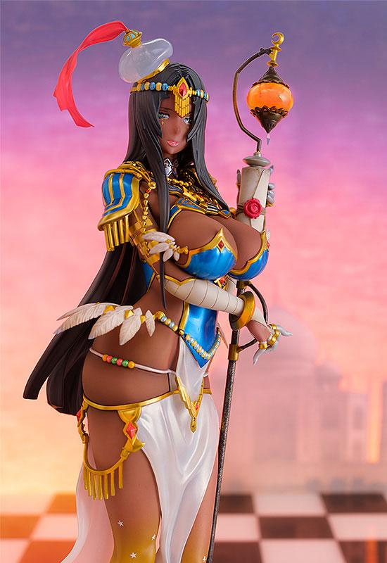 Fate/Grand Order Caster/Scheherazade (Caster of the Nightless City) 1/7 Complete Figure