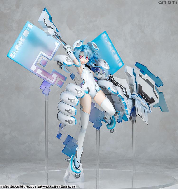 [Exclusive Sale] Hyperdimension Neptunia White Heart 1/7 Complete Figure main