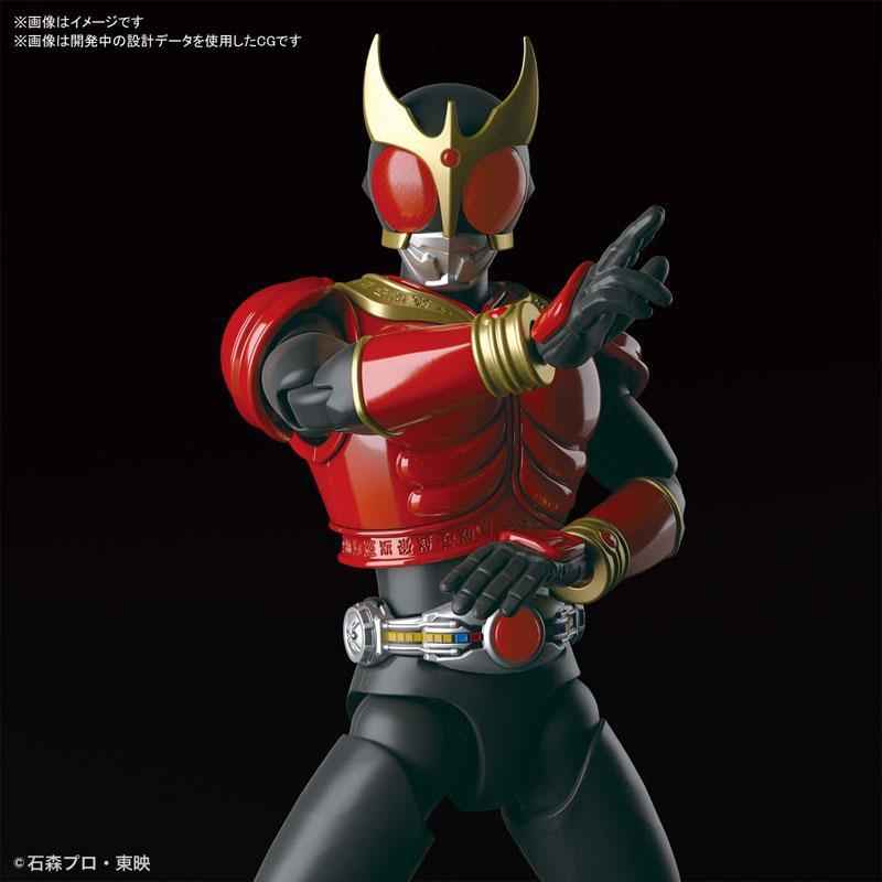 "Figure-rise Standard Kamen Rider Kuuga Mighty Form Plastic Model ""Kamen Rider Kuuga"" main"