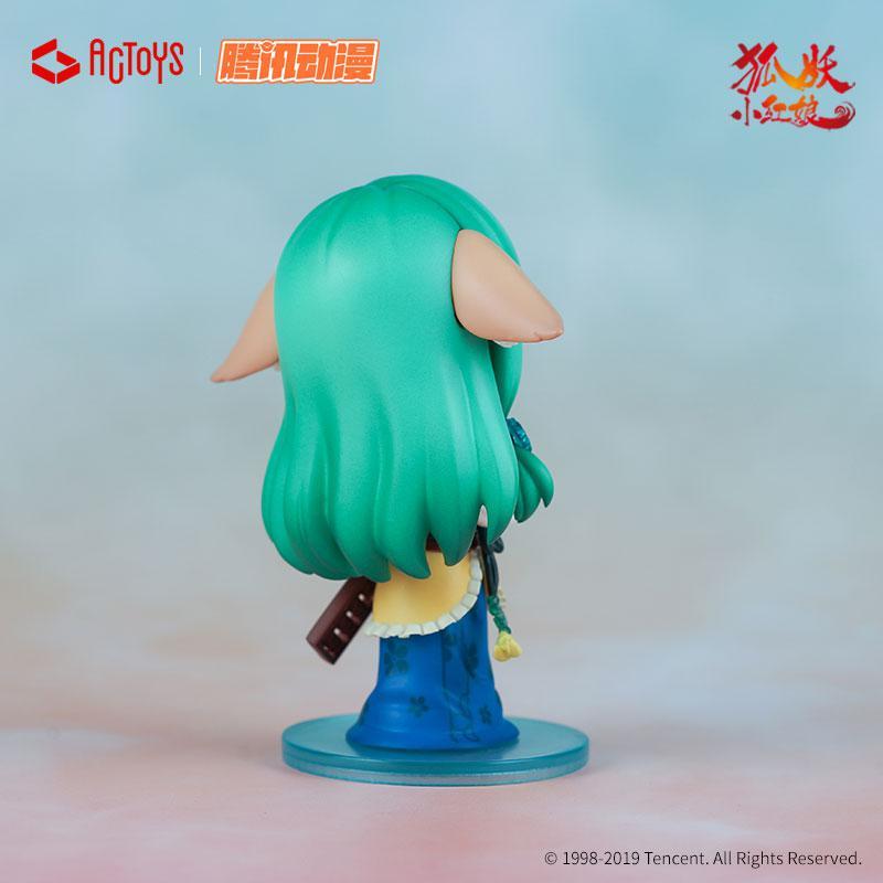 Fox Spirit Matchmaker Rongrong Tushan Mini Figure 2