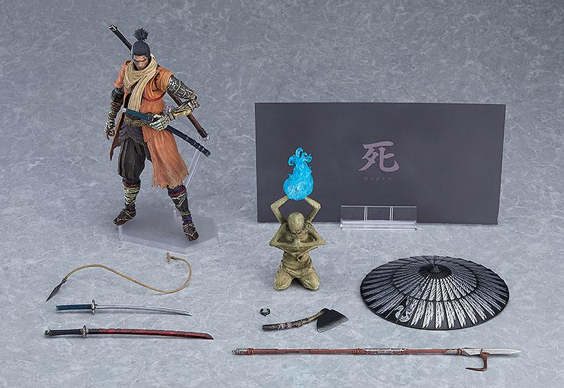 figma SEKIRO: SHADOWS DIE TWICE Sekiro DX Edition product