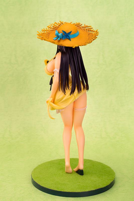 """Suzufuwa -Suzunari Flower Garden Project- Misaki Shie """"Natsukusa"""" Hitonatsu ver. 1/6 Complete Figure"""